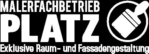 Platz-Logo weiss